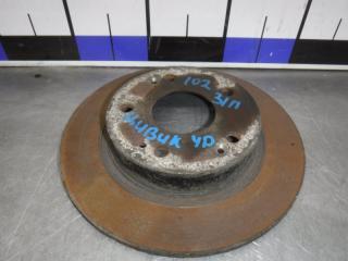 Запчасть тормозной диск задний правый Honda Civic 2008