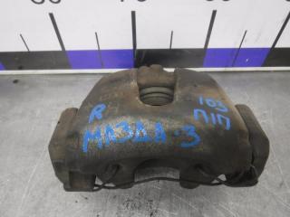 Суппорт передний правый Mazda 3 2011