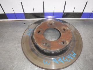 Запчасть тормозной диск задний правый Mazda 3 2011