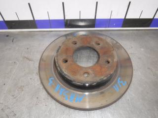 Запчасть тормозной диск задний левый Mazda 3 2011