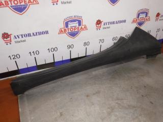 Запчасть накладка лобового стекла левая ГАЗ 2705 2002