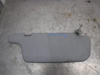 Запчасть козырек солнцезащитный правый Hyundai Accent 2008