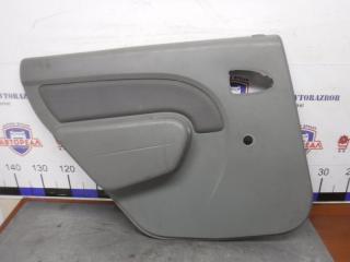 Запчасть обшивка двери задняя левая Renault Logan 2009