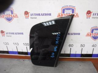 Запчасть стекло боковое заднее правое Honda Civic 2003