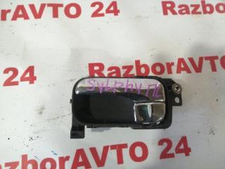 Запчасть ручка внутренняя передняя левая Nissan Bluebird sylphy 2001