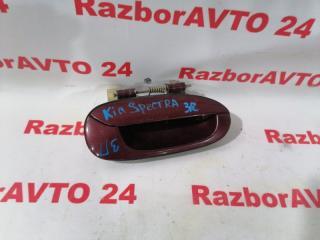 Запчасть ручка наружная задняя правая Kia Spectra 2006