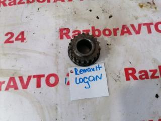 Запчасть шкив Renault Logan 2010