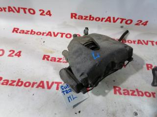 Запчасть суппорт передний левый Subaru Traviq 2002
