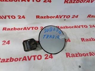 Запчасть лючок топливного бака Subaru Traviq 2002