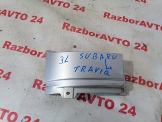 Запчасть планка под фонарь задняя левая Subaru Traviq 2002