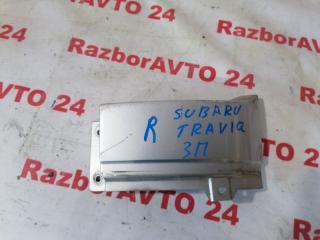 Запчасть планка под фонарь задняя правая Subaru Traviq 2002