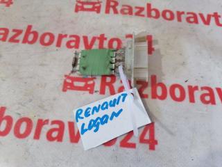 Реостат печки Renault Logan 2013
