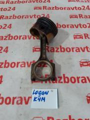 Запчасть шатун Renault Logan 2013