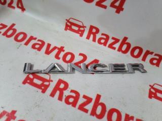 Запчасть эмблема Mitsubishi Lancer X 2007
