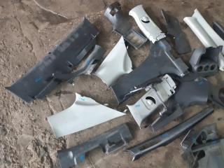 Пластиковые детали салона Lancer X 2007 CY4A 4B11