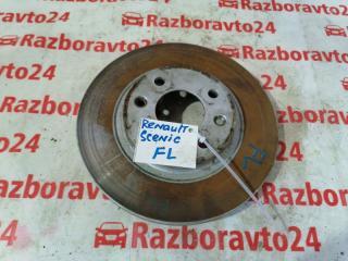 Запчасть диск тормозной передний Renault Scenic 1998