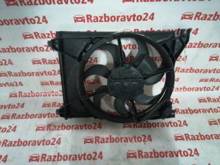 Вентилятор радиатора двигателя Hyundai Sonata EF G4JP 2004 (б/у)