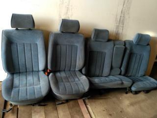Запчасть сидения комплект Volkswagen Passat [B3] 1988-1993 1991