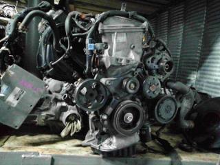 Двигатель передний TOYOTA Isis