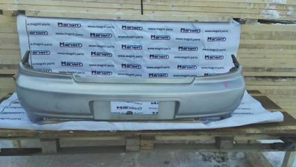 Запчасть бампер задний SUBARU Impreza 2000