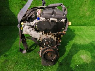 Двигатель передний NISSAN Sunny