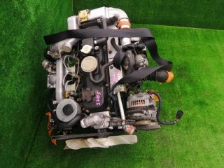 Двигатель передний NISSAN Caravan