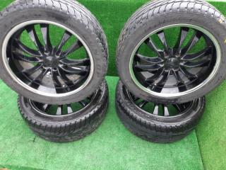Комплект из 4-х Колесо R22 / 305 / 40 Dunlop Grandtrek PT 9000 6x139.7 лит. +20ET  (б/у)
