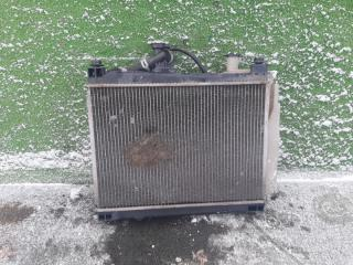 Радиатор ДВС передний TOYOTA Vitz