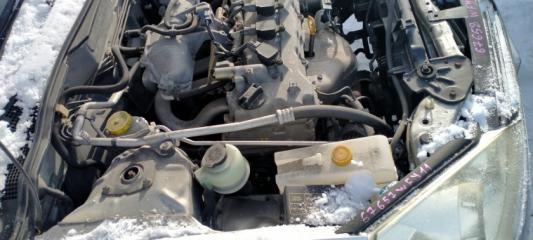 Двигатель передний NISSAN Wingroad 2003