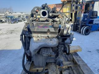 Двигатель передний MITSUBISHI Pajero