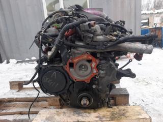 Двигатель передний NISSAN Terrano