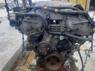 Двигатель передний NISSAN Fuga