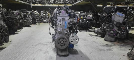 Запчасть двигатель передний HONDA Airwave