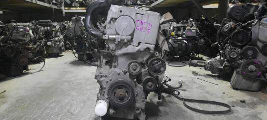 Двигатель передний NISSAN X-Trail 2007