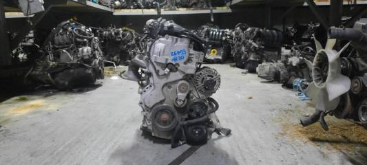 Двигатель передний NISSAN Serena