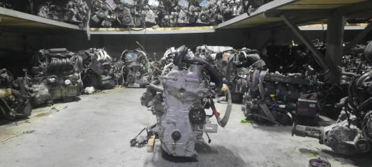 Двигатель передний NISSAN Tiida Latio