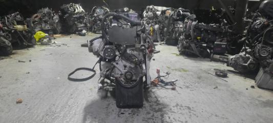 Двигатель передний NISSAN March Box