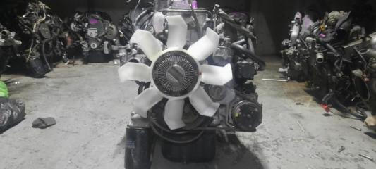 Двигатель передний MITSUBISHI Delica