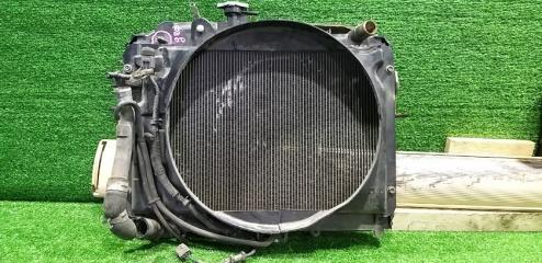 Запчасть радиатор двс передний NISSAN Vanette