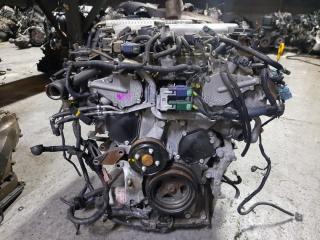 Двигатель передний Nissan Cedric