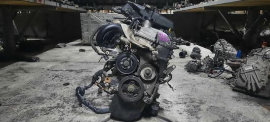 Двигатель передний TOYOTA Vitz 2002