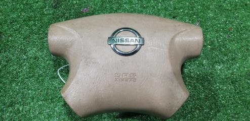 Подушка безопасности руля передняя правая NISSAN Presage