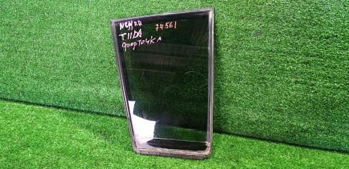Запчасть стекло двери заднее правое NISSAN Tiida