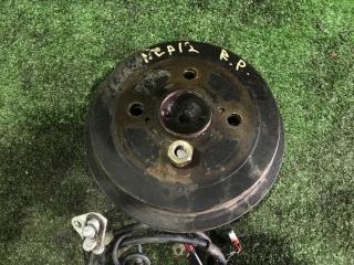 Тормозной диск задний правый Toyota Platz