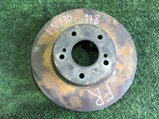 Тормозной диск передний правый NISSAN Presage 1998