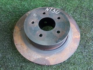 Тормозной диск задний Nissan X-Trail