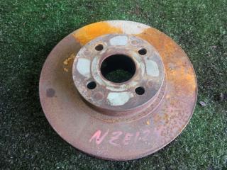 Тормозной диск Toyota corolla fielder
