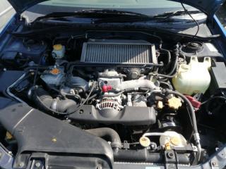 Двигатель передний SUBARU IMPREZA WRX 2003