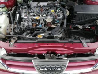 Запчасть радиатор двс передний TOYOTA Carina 2000