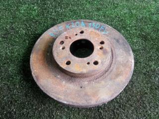 Запчасть тормозной диск передний левый HONDA CR-V